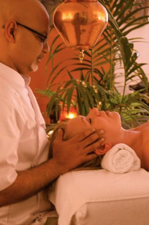 shirodhara massage Ferdicure.nl